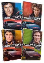 Knight Rider - Season 1 / 2 / 3 / 4  (4 Pack) (Boxset)