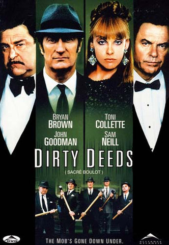 Dirty Deeds (Bilingual) DVD Movie