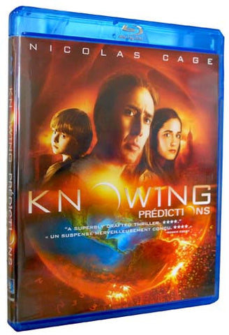 Knowing (Bilingual) (Blu-ray) BLU-RAY Movie