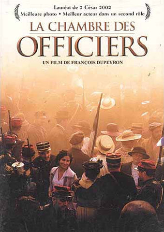 La Chambre des Officiers (The Officer's Ward) DVD Movie