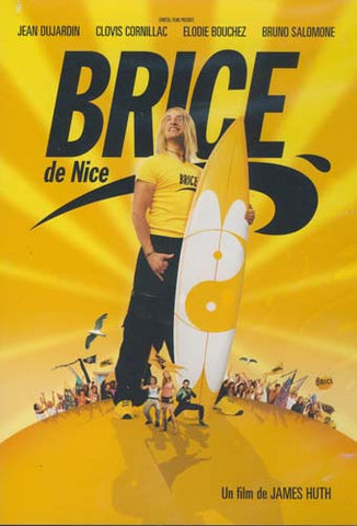 Brice de Nice DVD Movie