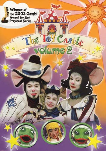 The Toy Castle - Volume 2 DVD Movie