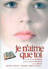 Je n'aime que toi DVD Movie