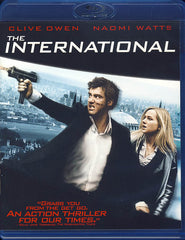 The International (Blu-ray)