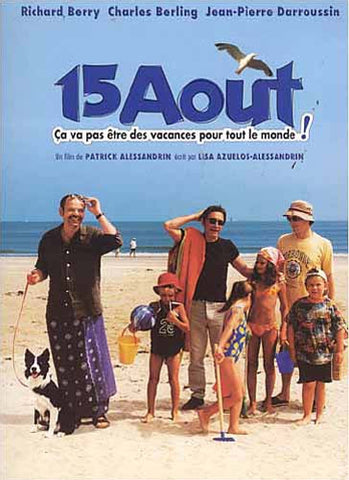 15 Aout DVD Movie