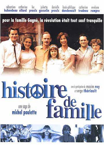 Histoire de Famille (French Only) DVD Movie