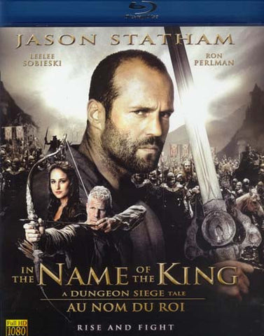 In the Name of the King - A Dungeon Siege Tale (Bilingual)(Blu-ray) BLU-RAY Movie