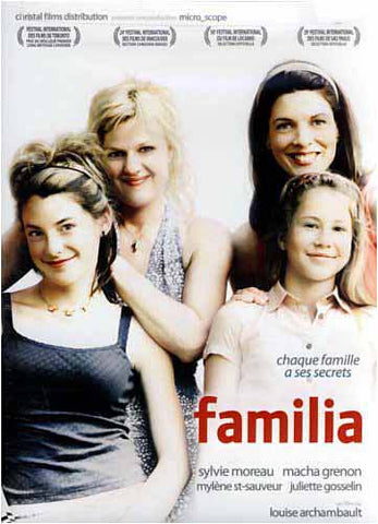 Familia DVD Movie