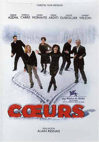 Coeurs DVD Movie