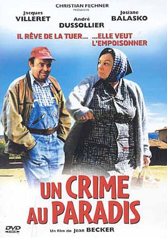 Un Crime au Paradis DVD Movie