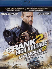Crank 2 - High Voltage (Bilingual) (Blu-ray)