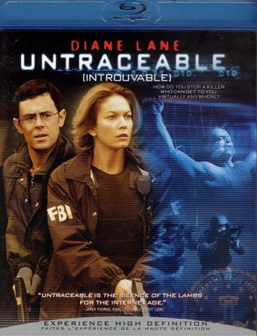 Untraceable (Bilingual) (Blu-ray) BLU-RAY Movie