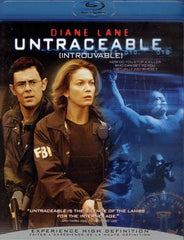 Untraceable (Bilingual) (Blu-ray)