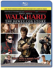 Walk Hard - The Dewey Cox Story (2-Disc Unrated Widescreen Edition) (Blu-ray)