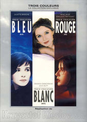 Three Colors The Exclusive - Blue / White / Red (Boxset) - Single Keep Case