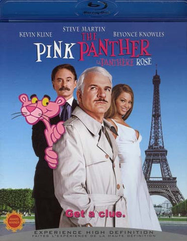 The Pink Panther (Blu-ray) BLU-RAY Movie