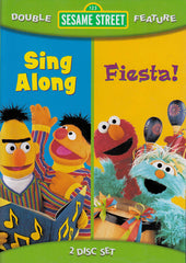 Sing Along / Fiesta! (Double Feature) (Sesame Street)