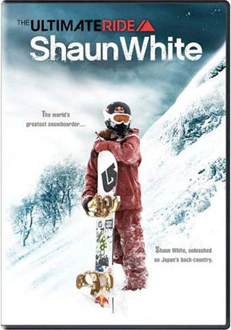 The Ultimate Ride - Shaun White DVD Movie