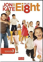 Jon And Kate Plus 8 - Season Three (Boxset)