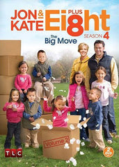 Jon And Kate Plus 8 - Season 4 - Volume 2 - The Big Move (Boxset)