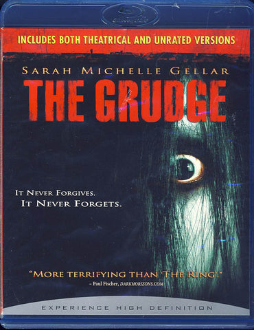 The Grudge (Unrated and Theatrical) (Blu-ray) BLU-RAY Movie