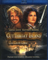 Cutthroat Island (Bilingual) (Blu-ray)