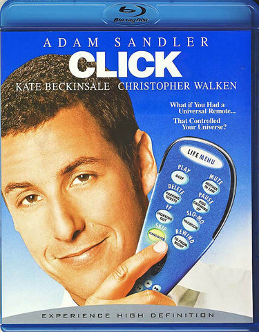 Click (Blu-ray) BLU-RAY Movie