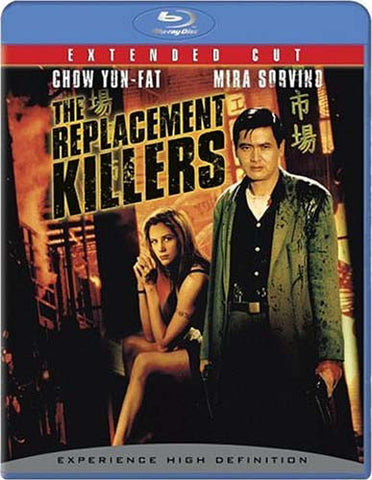 The Replacement Killers (Blu-ray) (Extended Cut) BLU-RAY Movie