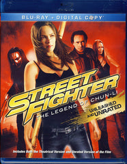 Street Fighter: The Legend of Chun-Li (Blu-ray + Digital Copy) (Blu-ray)