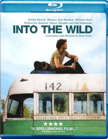 Into The Wild (Blu-ray) (USED) BLU-RAY Movie