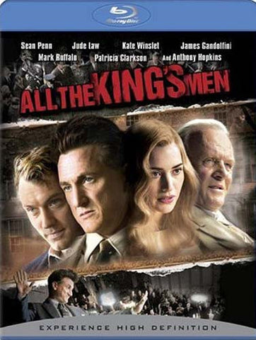 All The King's Men (Blu-ray) BLU-RAY Movie
