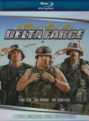 Delta Farce (Blu-ray) BLU-RAY Movie