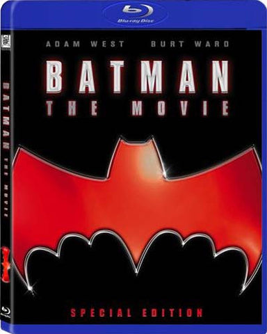 Batman - The Movie (Blu-ray) BLU-RAY Movie