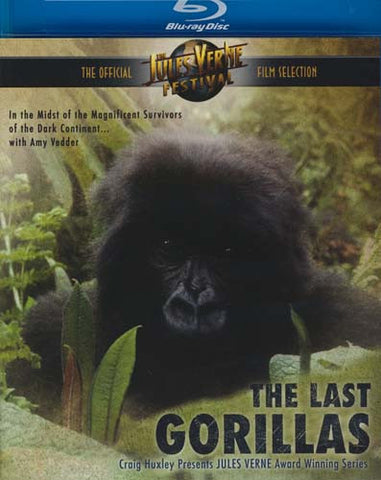 The Last Gorillas (Blu-ray) BLU-RAY Movie