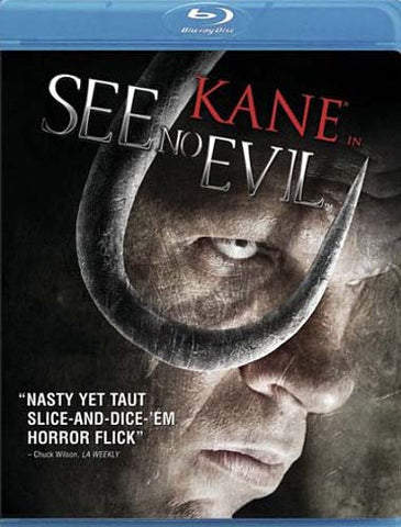 See No Evil (Blu-ray) BLU-RAY Movie