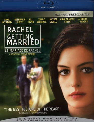 Rachel Getting Married (Blu-ray) BLU-RAY Movie