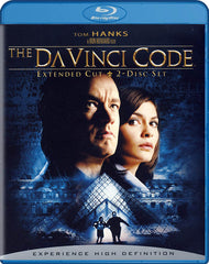 The Da Vinci Code (Two-Disc Extended Cut) (Blu-ray)