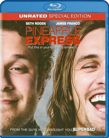 Pineapple Express (Unrated Special Edition) (Blu-ray) BLU-RAY Movie