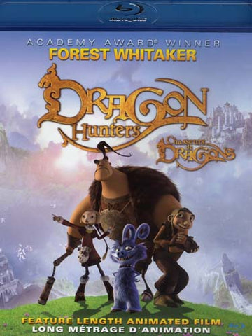Dragon Hunters (Bilingual) (Blu-ray) BLU-RAY Movie