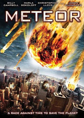 Meteor (Billy Campbell) DVD Movie