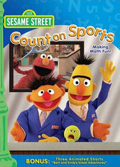 Count On Sports - (Sesame Street)