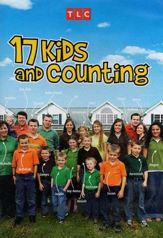 17 Kids and Counting DVD Movie
