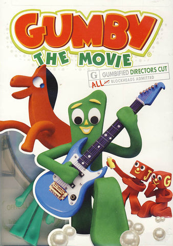 Gumby - The Movie DVD Movie