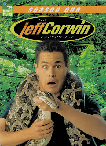 The Jeff Corwin Experience - Season 1 (Boxset) DVD Movie