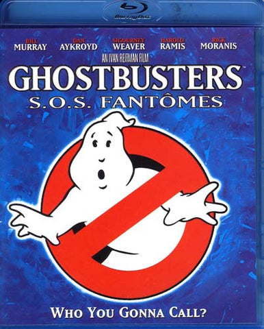 Ghostbusters (Blu-ray) BLU-RAY Movie