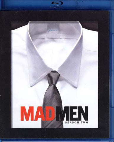 Mad Men - Season Two (Blu-ray) BLU-RAY Movie