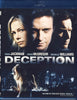 Deception (Blu-ray) BLU-RAY Movie