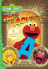 Elmo And Friends - Tales Of Adventure - (Sesame Street)