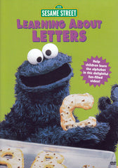 Learning About Letters - (Sesame Street)