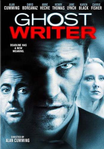 Ghost Writer DVD Movie